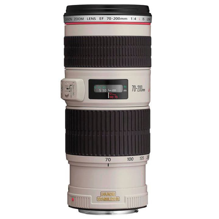 EF 70-200mm f/4L IS USM Import Objectif Canon 785300127170 Photo no. 1