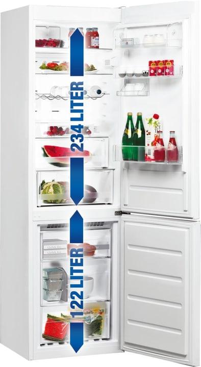 BSNF 8152 Réfrigerateur / congélateur Whirlpool 717521800000 Photo no. 1