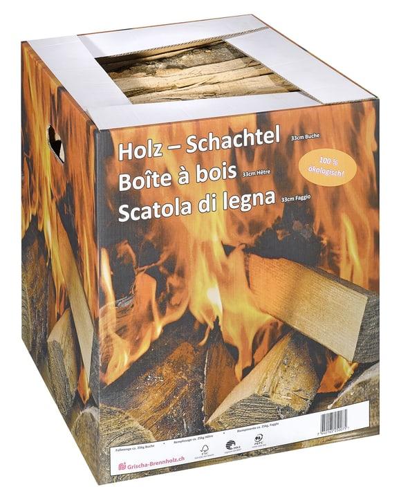 Brennholz Buche 25 kg im Karton 646002200000 Bild Nr. 1