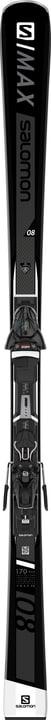 E S/Max 8 inkl. Z10 GW On Piste Ski inkl. Bindung Salomon 464309616520 Farbe schwarz Länge 165 Bild-Nr. 1
