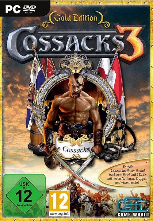 PC - Cossacks 3 - Gold Edition Box 785300129707 Bild Nr. 1