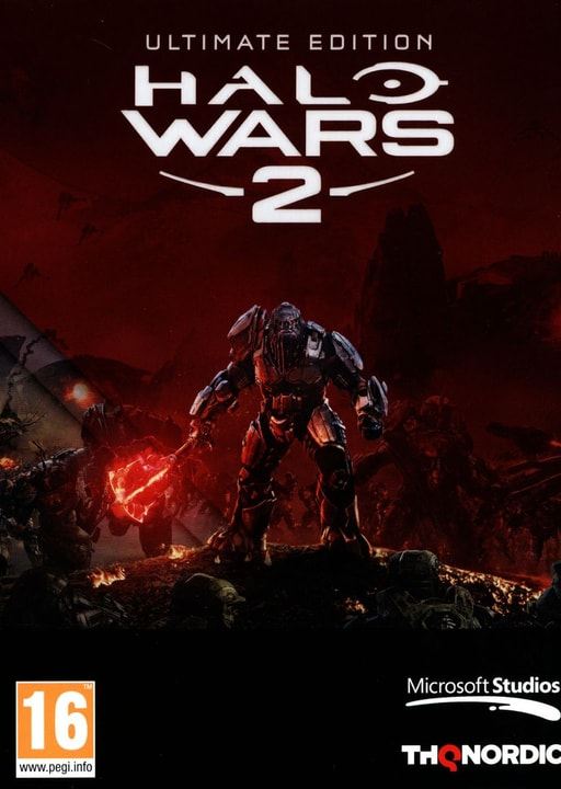PC - Halo Wars 2 - Ultimate Edition Physique (Box) 785300121664 Photo no. 1