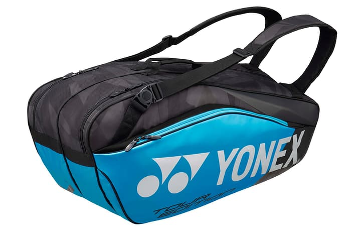 BAG9826EXBLAU Sacco per racchette Yonex 491323700000 N. figura 1