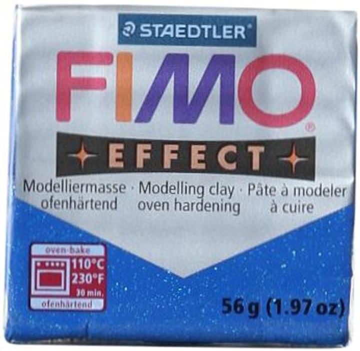 Soft blu metallic Fimo 664505600000 N. figura 1