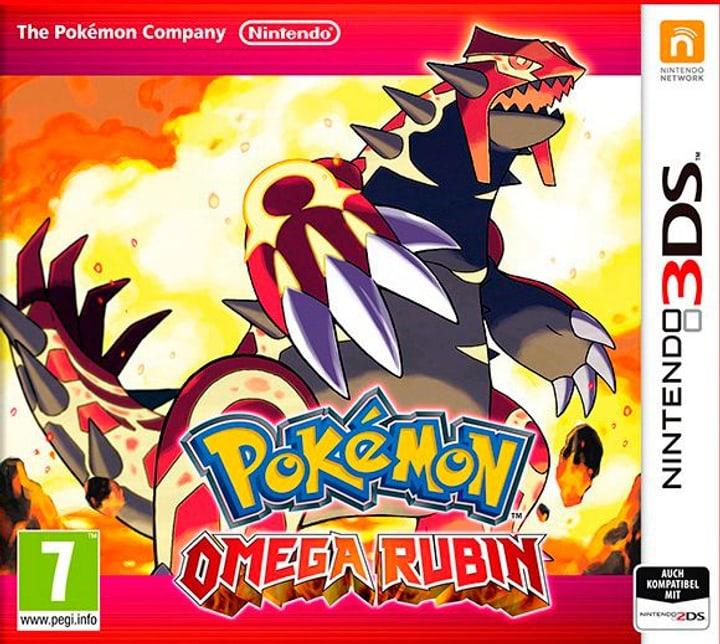 3DS - Pokémon Omega Rubin 785300119082 N. figura 1