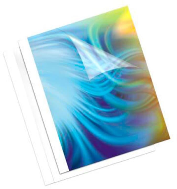 Chemise de reliure thermique 1.5mm Chemise de reliure thermique Fellowes 785300150951 Photo no. 1
