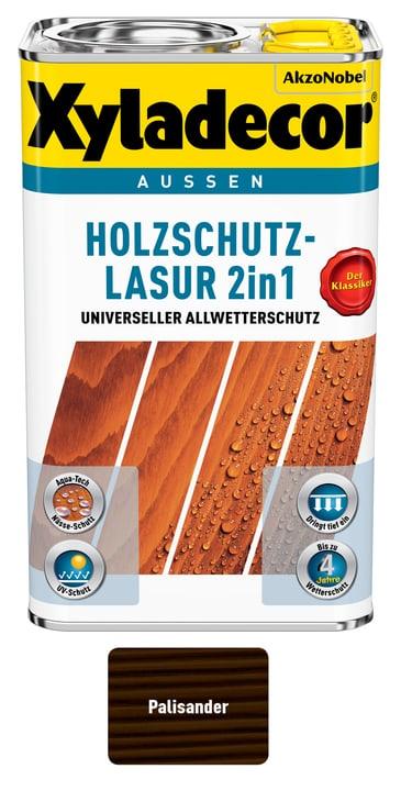 Lasure pour la protection du bois Palissandre 750 ml XYLADECOR 661775500000 Couleur Palissandre Contenu 750.0 ml Photo no. 1