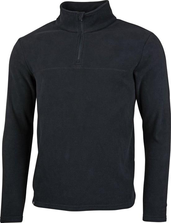 Veste en polaire pour homme Trevolution 476816100320 Couleur noir Taille S Photo no. 1