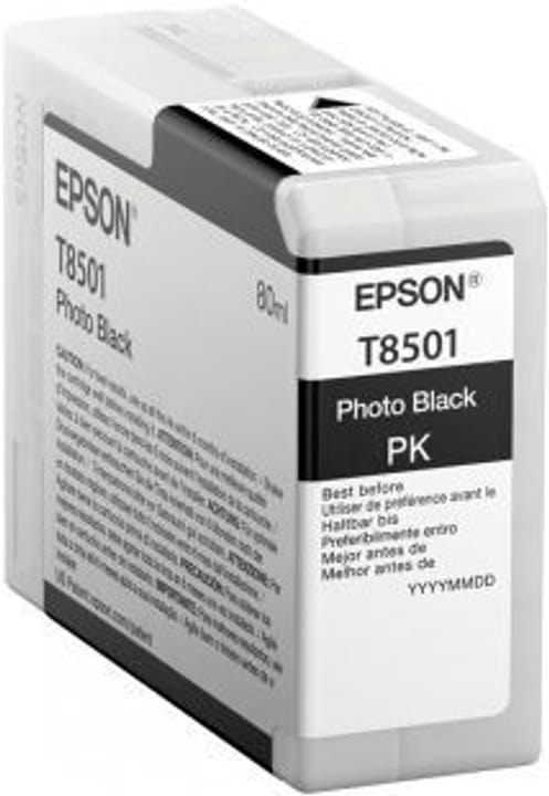 T8501 photo nero Cartuccia d'inchiostro Epson 785300122835 N. figura 1