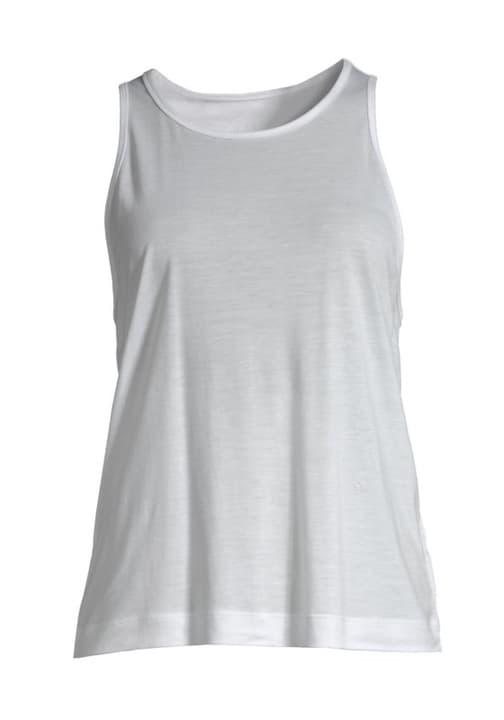 Liquid Tencel Tank Haut pour femme Casall 468008603610 Couleur blanc Taille 36 Photo no. 1