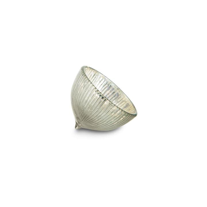 FLOAT Teelichthalter 390138300000 Grösse B: 6.5 cm x T: 6.5 cm x H: 4.5 cm Farbe Silberfarben Bild Nr. 1