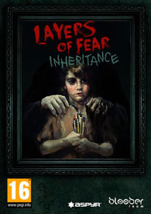 PC/Mac - Layers of Fear Inheritance Numérique (ESD) 785300133562 Photo no. 1