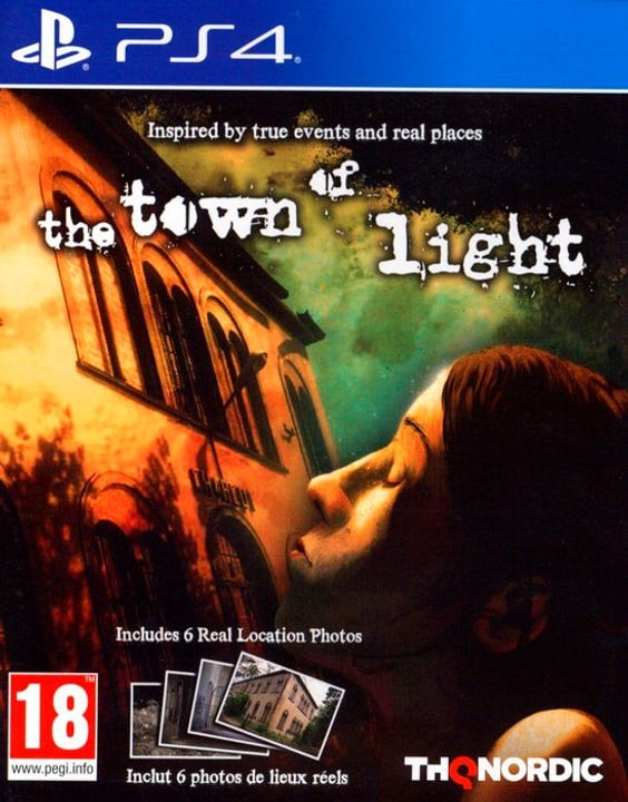PS4 - The Town of Light Physique (Box) 785300122344 Photo no. 1