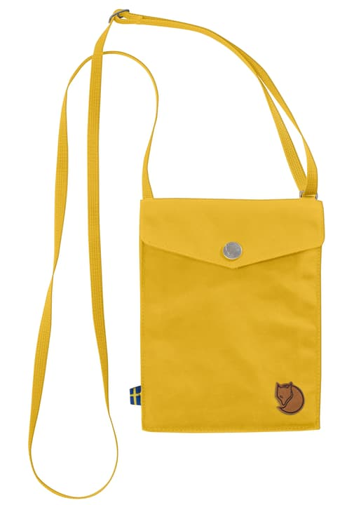 Pocket Poches Poches Fjällräven 464614500050 Couleur jaune Taille Taille unique Photo no. 1