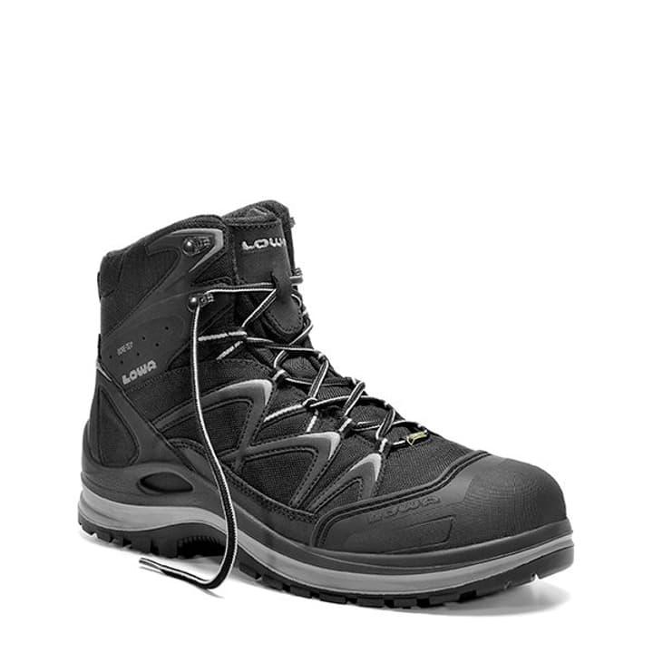 Innox Work GTX Mid S3 Sicherheitsschuhe Lowa 473006341020 Farbe schwarz Grösse 41 Bild-Nr. 1