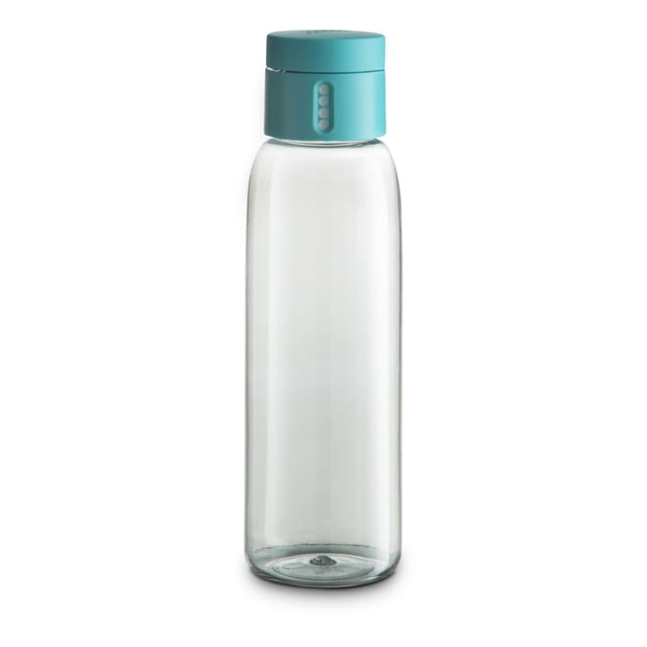 JOJO Dot Bottiglia 60 cl. turchese Joseph Joseph 393167100000 Dimensioni L: 27.2 cm x P: 8.5 cm x A: 8.0 cm Colore Turchese N. figura 1