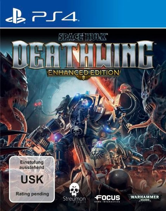 PS4 - Deathwing: Space Hulk Enhanced Edition (E/D) Physisch (Box) 785300129672 Bild Nr. 1