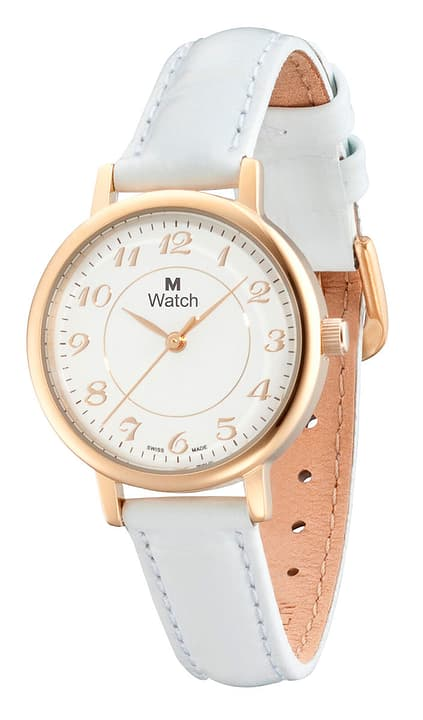DAILY TIME weiss Montre M Watch 760313400000 Photo no. 1