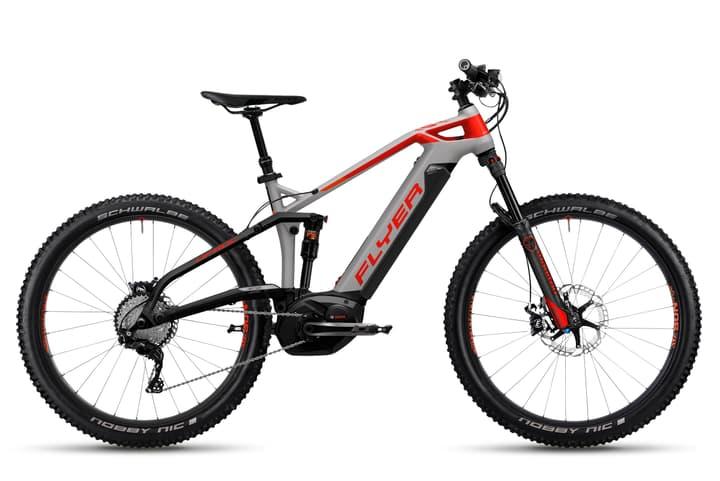 "Uproc3 4.10 27.5""+ E-Mountainbike FLYER 463331400581 Rahmengrösse L Farbe Hellgrau Bild Nr. 1"