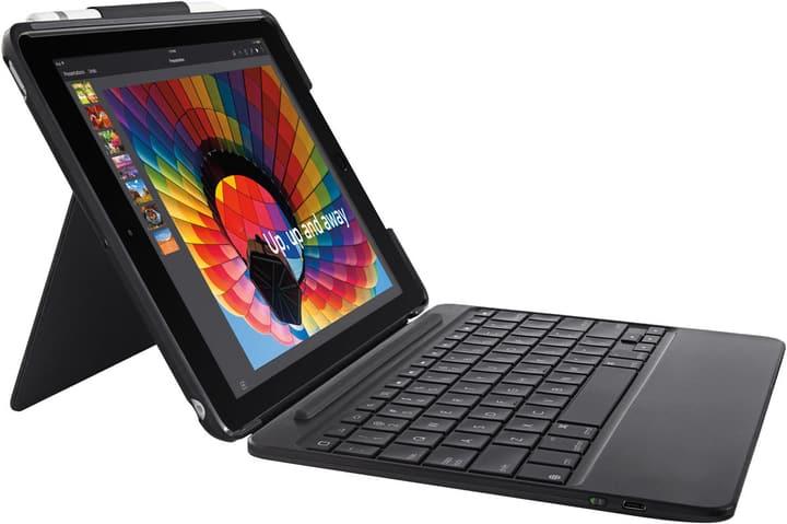 Slim Combo iPad Gen. 5 & 6 Keyboard-Case Logitech 798247600000 Photo no. 1