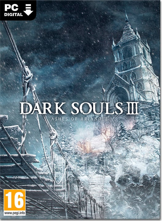 PC - Dark Souls 3: Ashes of Ariandel DLC - D/F/I Numérique (ESD) 785300134423 Photo no. 1