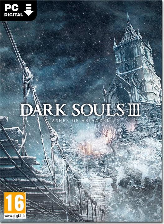 PC - Dark Souls 3: Ashes of Ariandel DLC - D/F/I Download (ESD) 785300134423 N. figura 1