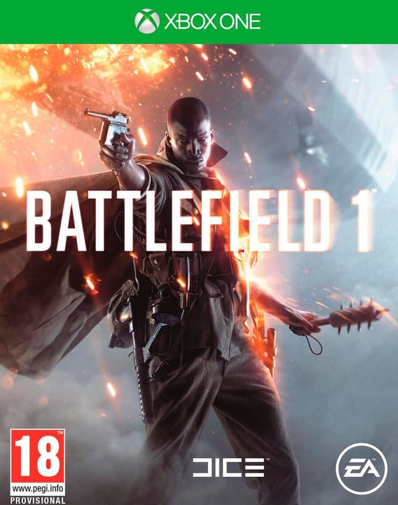 Xbox One - Battlefield 1 Physique (Box) 785300121109 Photo no. 1