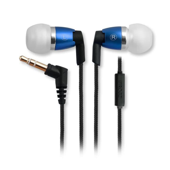 Audio Spectra In-Ear Kopfhörer Ifrogz 77273110000012 Bild Nr. 1