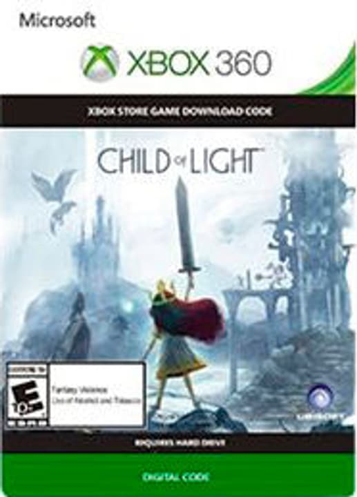 Xbox 360 - Child of Light 785300135697 Photo no. 1