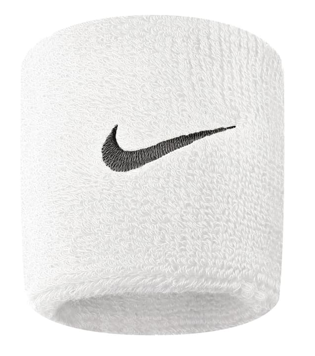 Fascia antisudore stretta (7.6cm) unisex Nike 473202299910 Colore bianco Taglie one size N. figura 1
