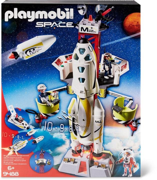 W18 PLAYMOBIL 9488 MARS-RAKETE STARTRAMP Playmobil 74800070000018 Bild Nr. 1