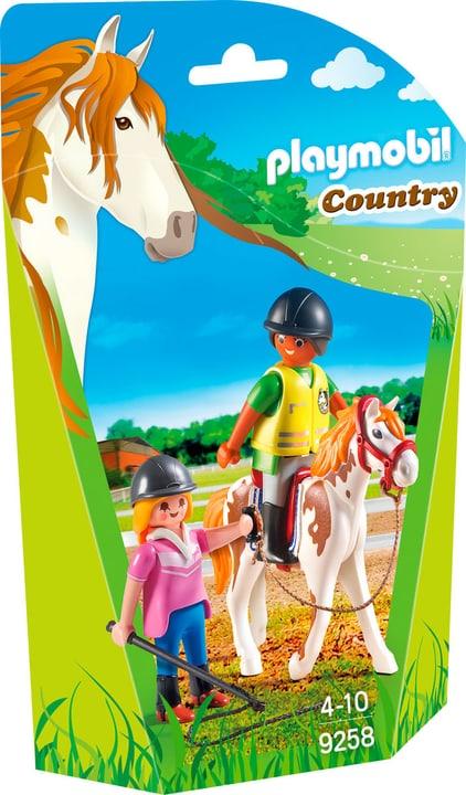 Playmobil Country Reitlehrerin 9258 746079300000 Bild Nr. 1