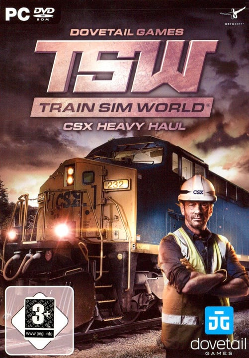 PC - Train Sim World: CSX Heavy Haul Physique (Box) 785300122277 Photo no. 1