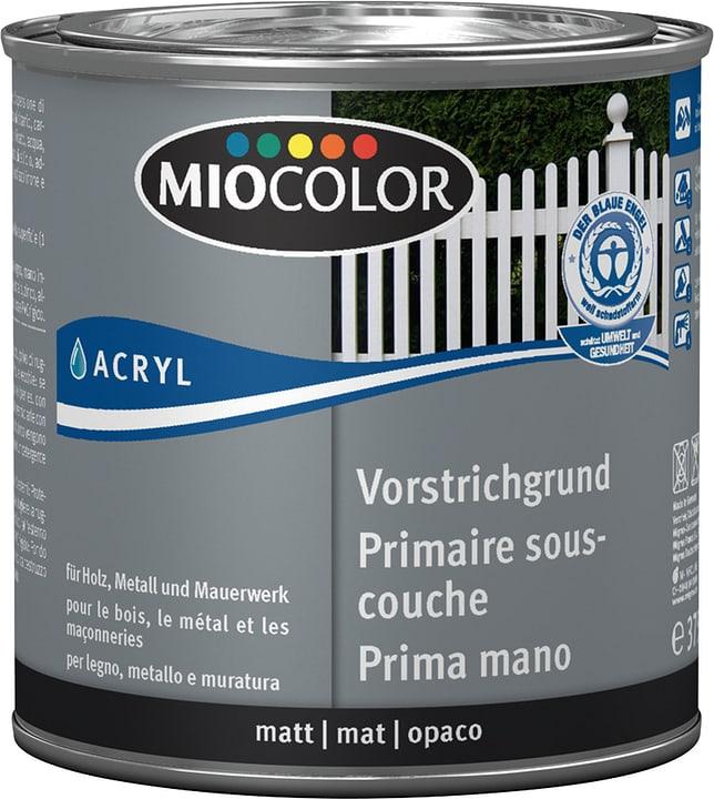 Prima mano acrilica Bianco 375 ml Miocolor 660562200000 Colore Bianco Contenuto 375.0 ml N. figura 1