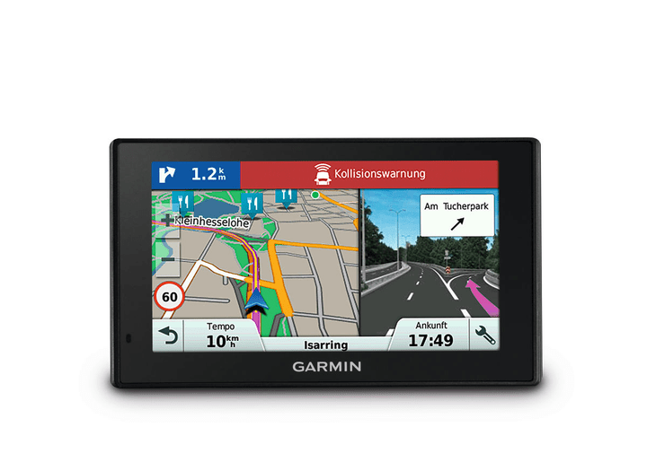 garmin drive smart 60 lmt eu schwarz navigationsger t. Black Bedroom Furniture Sets. Home Design Ideas