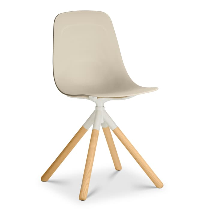 SEDIA Stuhl 366185400000 Grösse B: 45.0 cm x T: 41.0 cm x H: 88.5 cm Farbe Schlammfarben Bild Nr. 1