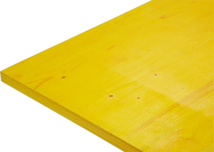 Pannelli di cassaforma HolzZollhaus 642006500000 Longueur L: 1500.0 mm Dimensione 27 x 500mm N. figura 1