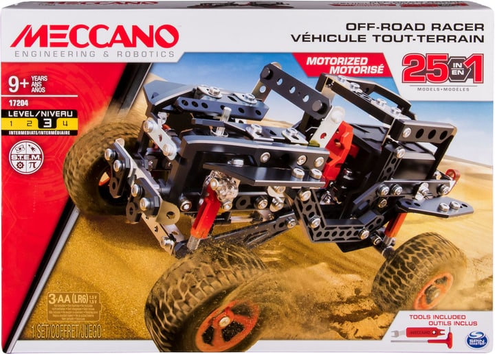 25 Multimodell Set Offroad Racer 746222400000 Photo no. 1