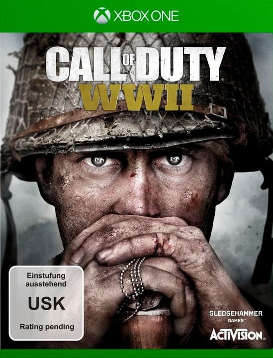 Xbox One - Call of Duty: WW II (D) Box 785300122384 Sprache Deutsch Plattform Microsoft Xbox One Bild Nr. 1