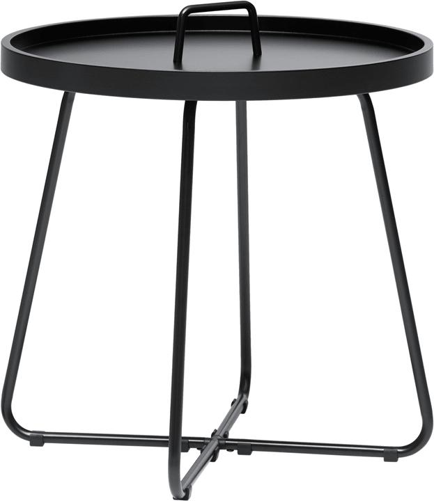 JIM Table d'appoint 407427000000 Dimensions H: 50.0 cm Couleur Noir Photo no. 1