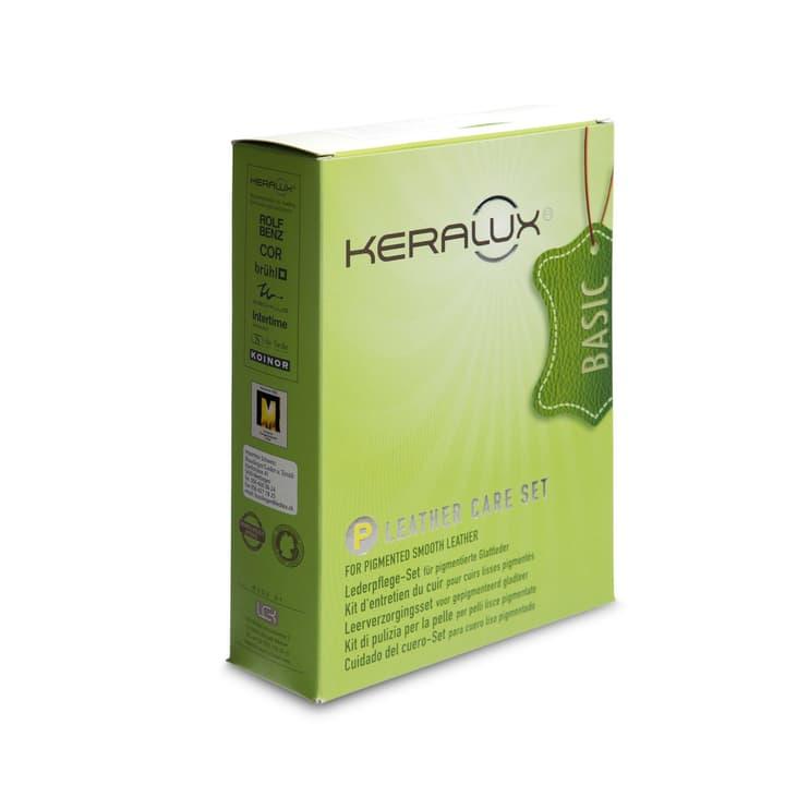 KERALUX kit d'entretien pour cuir teinté en surface et pour cuir semi-aniline 360163000000 Photo no. 1