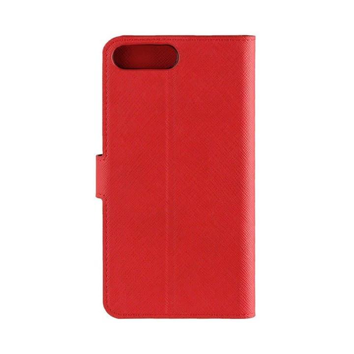 Wallet case Viskan pour iPhone 7 plus rouge 798305900000 Photo no. 1