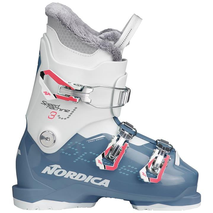 Speedmachine J 3 Girl Kinder-Skischuh Nordica 495311325541 Farbe Hellblau Grösse 25.5 Bild-Nr. 1