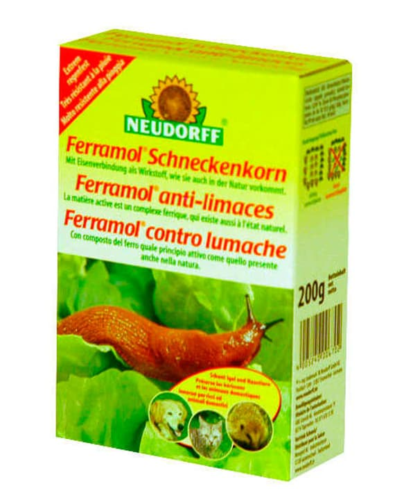 Ferramol anti-limaces, 200 g Neudorff 658416600000 Photo no. 1