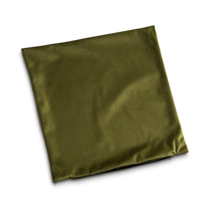 GALANTA Housse de coussin décoratif 378113000000 Dimensions L: 45.0 cm x H: 45.0 cm Couleur Vert Photo no. 1