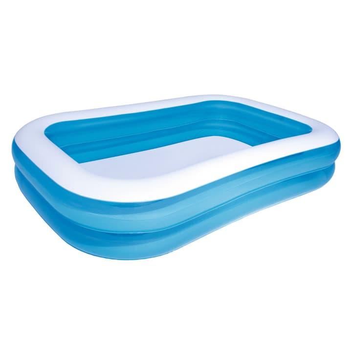 """Piscina per bambini """"Blue Rectangular Family Pool"""" Bestway 745840200000 N. figura 1"""