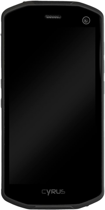 CS 28 Hipster Dual SIM 32GB noir Smartphone Cyrus 785300139687 Photo no. 1