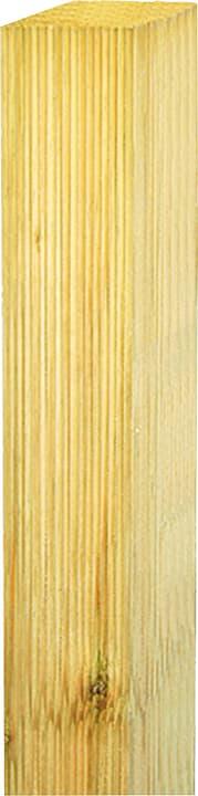 Palo quadrato 647060300000 Taglio L: 270.0 cm x L: 9.0 cm x P: 9.0 cm N. figura 1