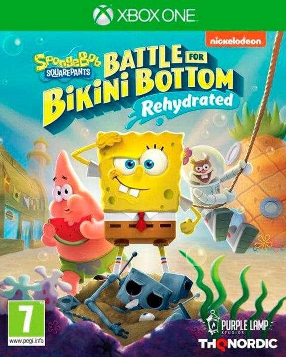 Spongebob SquarePants: Battle for Bikini Bottom - Rehydrated Box 785300152447 Photo no. 1