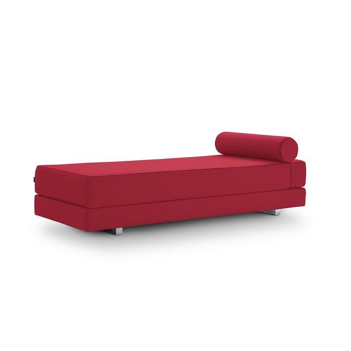 LUBI Divano letto 360003730181 Colore Rosso scuro N. figura 1